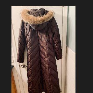 Michael Kors Jackets & Coats - Like new MICHAEL KORS Long packable down jacket
